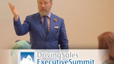 Driving Sales Executive Summit