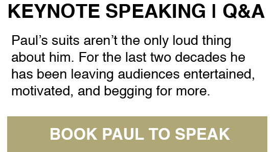Upcoming Event to see and hear Paul Potratz!