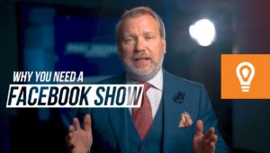 Why You NEED A Facebook Show | Starting A Social Media Show