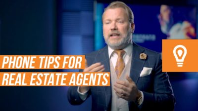Phone Tips for Real Estate Agents | WIN BUSINESS OVER THE PHONE!