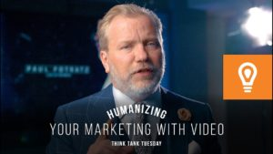 Humanizing Your Marketing with Video