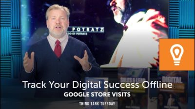Track Your Digital Success Offline – Google Store Visits