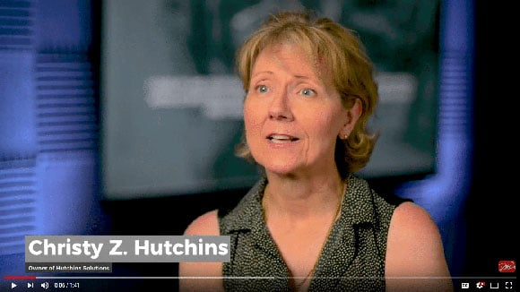 Christy Hutchins, Owner of Hutchins Solutions