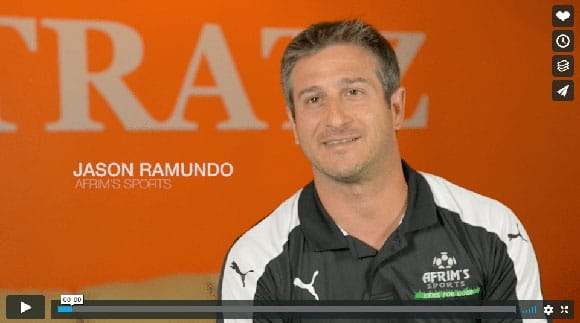 Jason Ramundo of Afrim's Sports