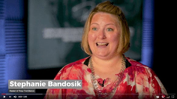 Stephanie Bandosik, Local Business Owner