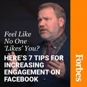 Feel Like No One 'Likes' You? Here's 7 Tips For Increasing Engagement On Facebook